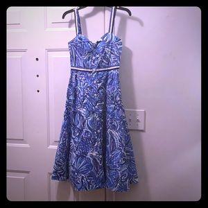 Lily Pulitzer Ellee Midi Dress